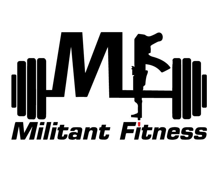 MilitantFitnessLogo02w