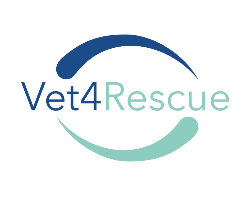 Vet4Rescue Logo